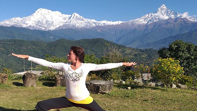 Yoga Asien Reisen
