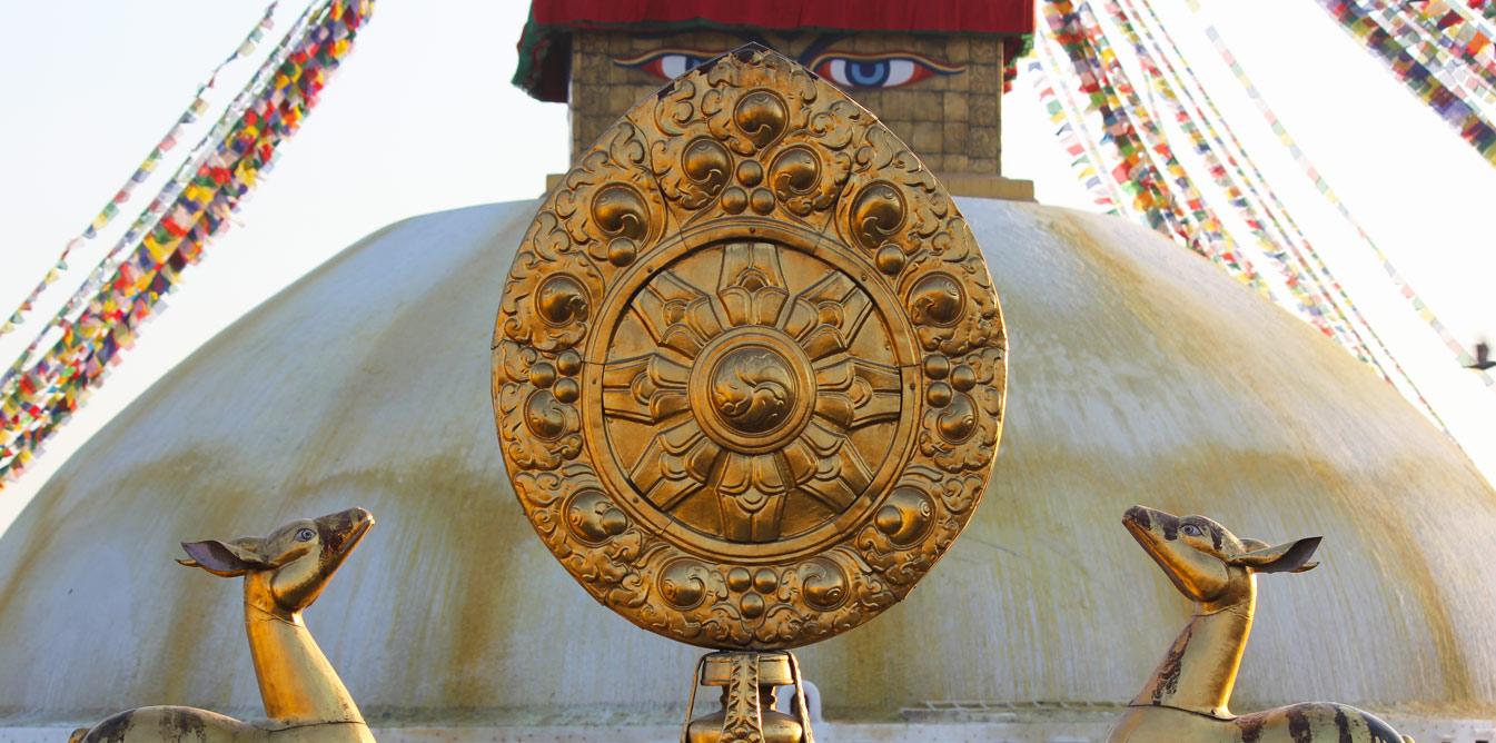 Nepal entdecken mit Yoga, Meditation & Ayurveda: Eine Reise zur inneren Mitte