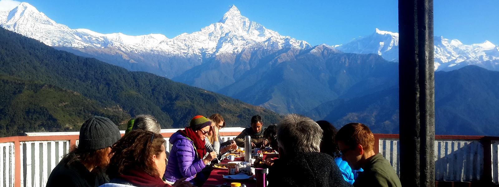 Das Land des Himalaya