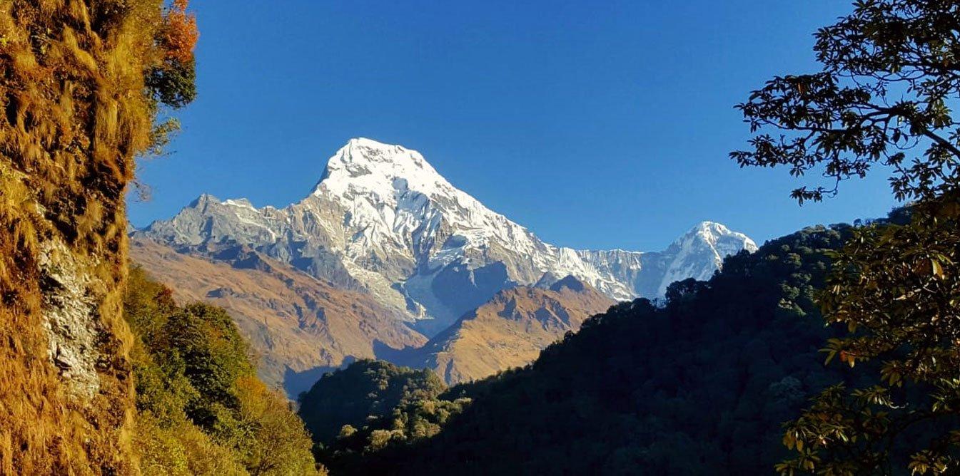 Wandern im Mardi Himal