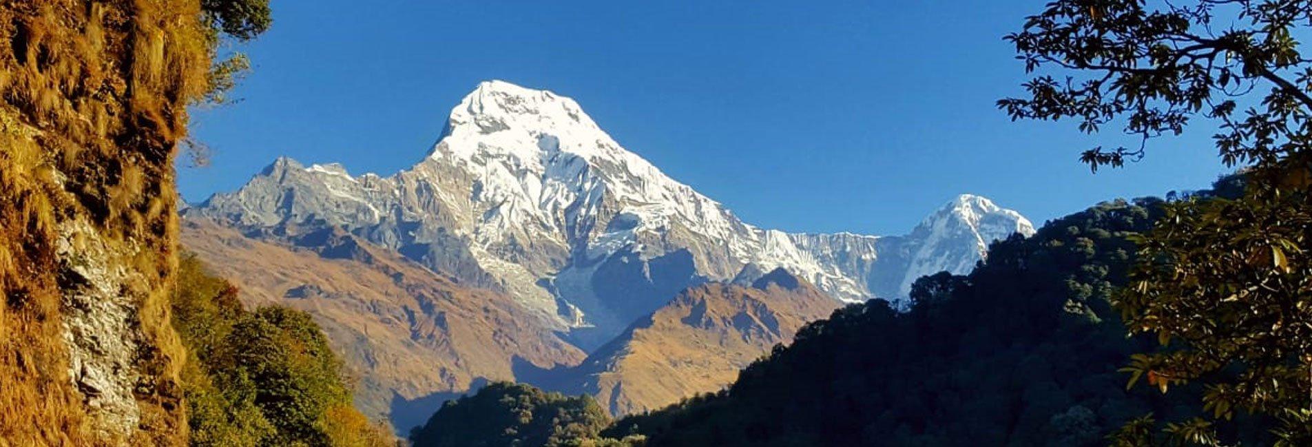Mardi Himal Trekking mit Yoga in Nepal