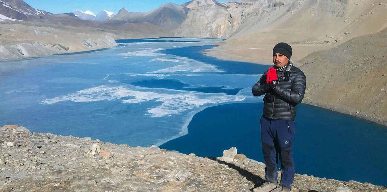 Rund um den Annapurna inklusive Trekking zum Tilicho Lake