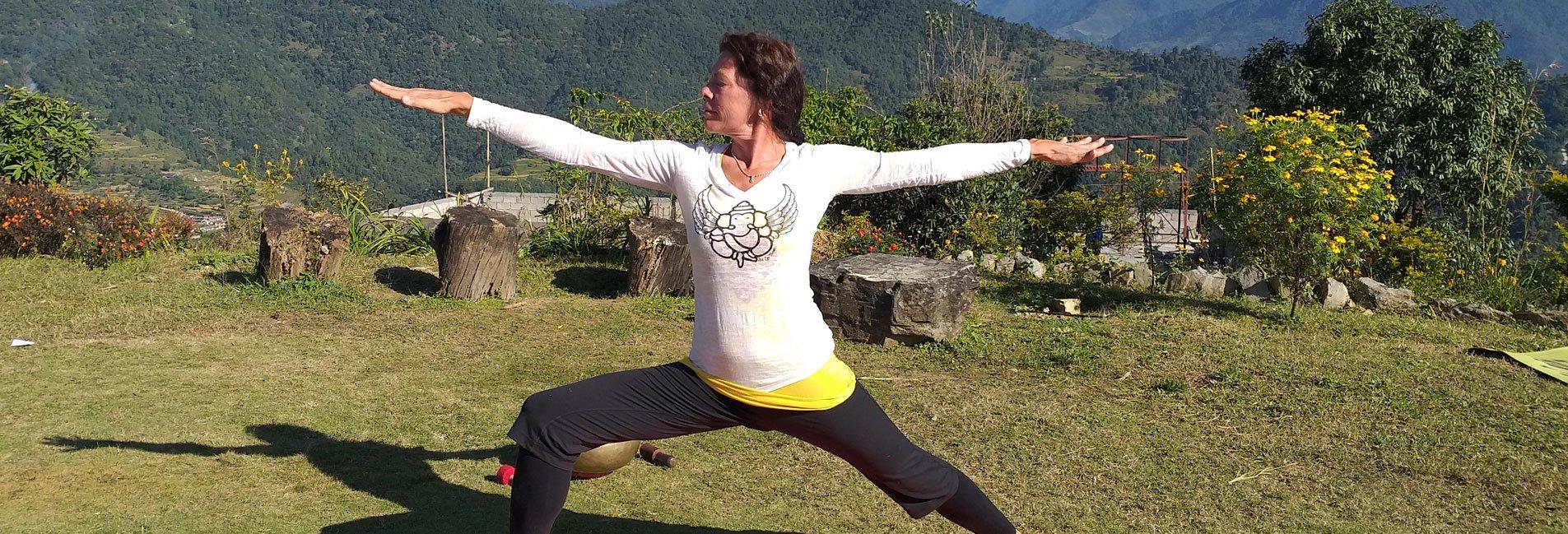 Poon Hill Trekking mit Yoga in Nepal