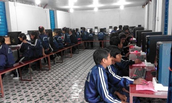 Hilfsprojekt in Nepal