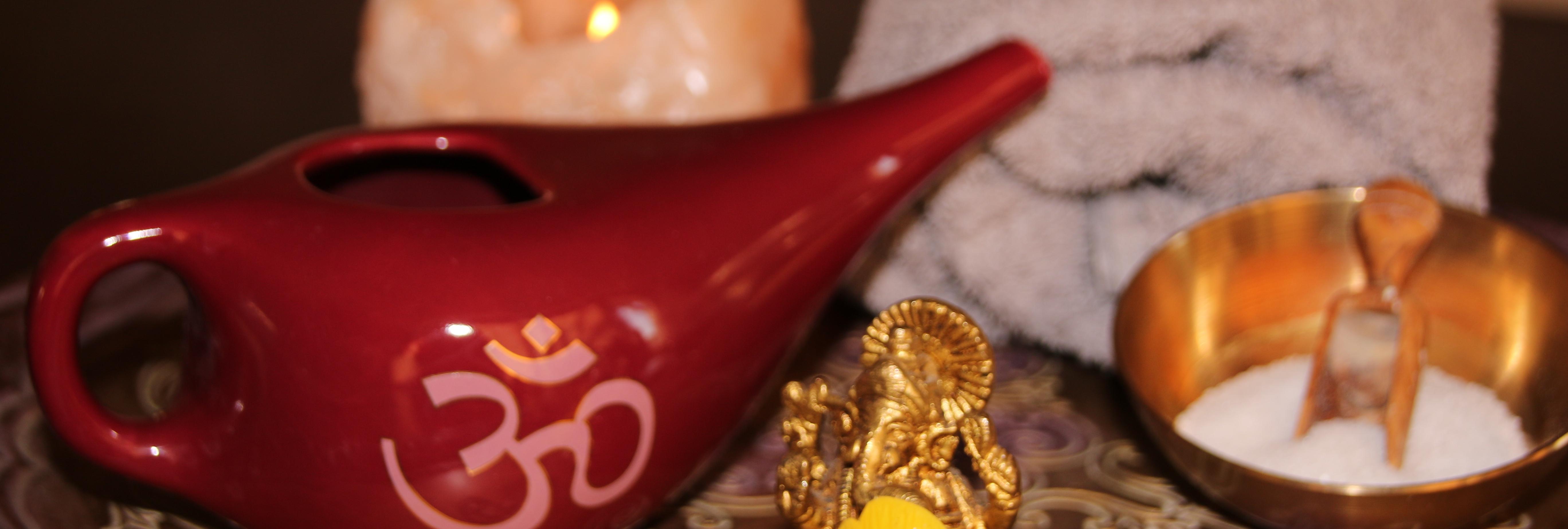 28-tägige klassische Pancakarma Kur in Nepal