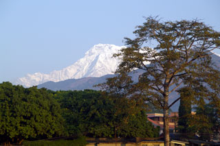 21 Tage Yoga – Meditation – Dschungelsafari und Trekking in Nepal
