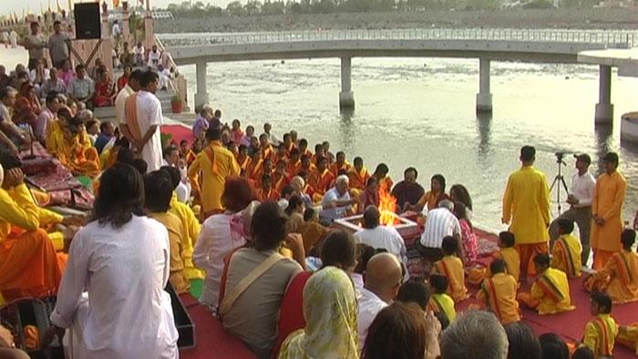 Spirituelle Reise im Norden Indiens entlang des Ganges
