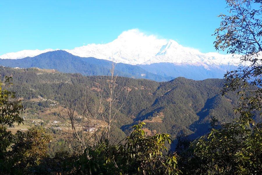 Nepal entdecken  Yoga Asien Reisen