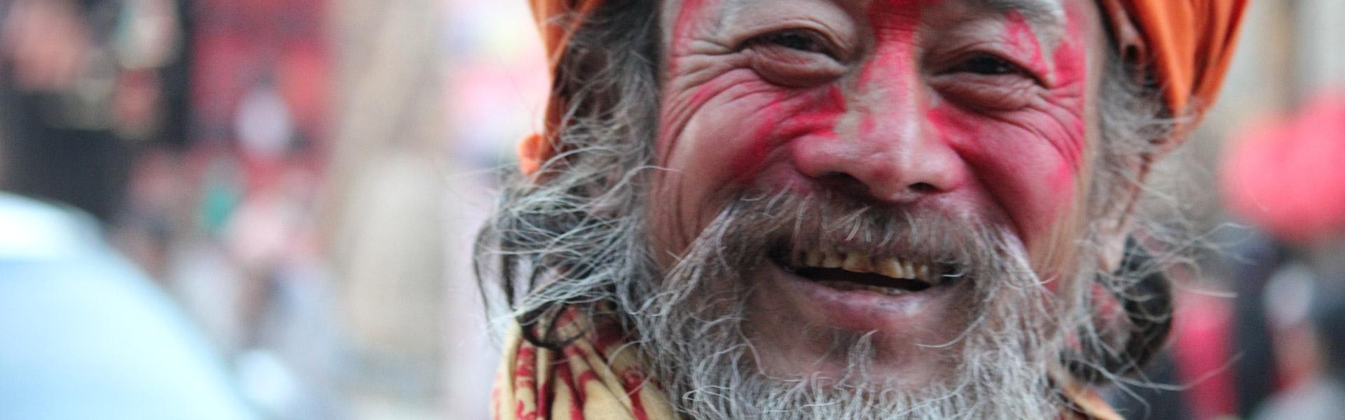 Kathmandu - das Tal Yoga, Ayurveda and Trekking in Himalaya