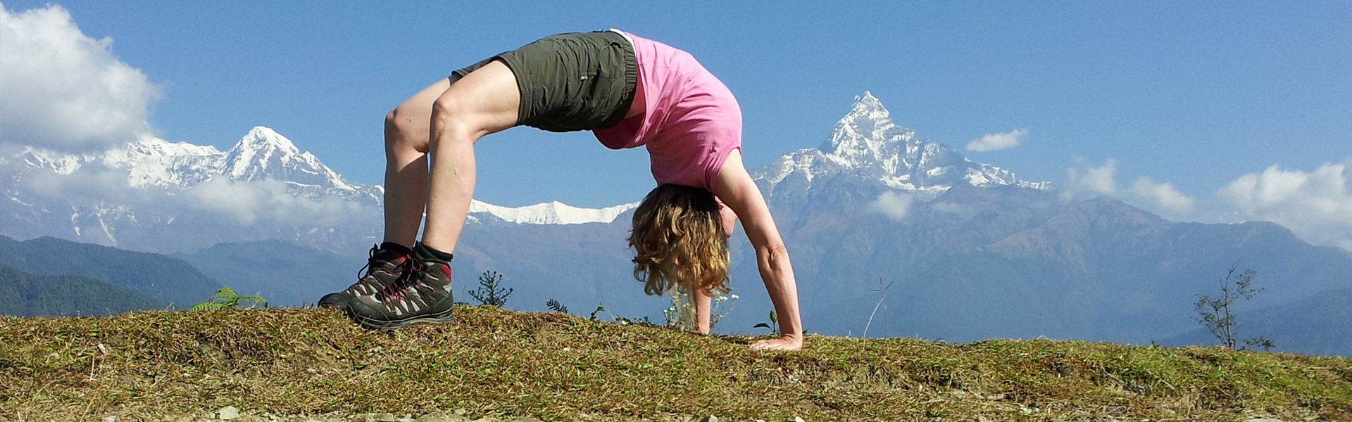 Inspirierende Einblicke Yoga, Ayurveda and Trekking in Himalaya