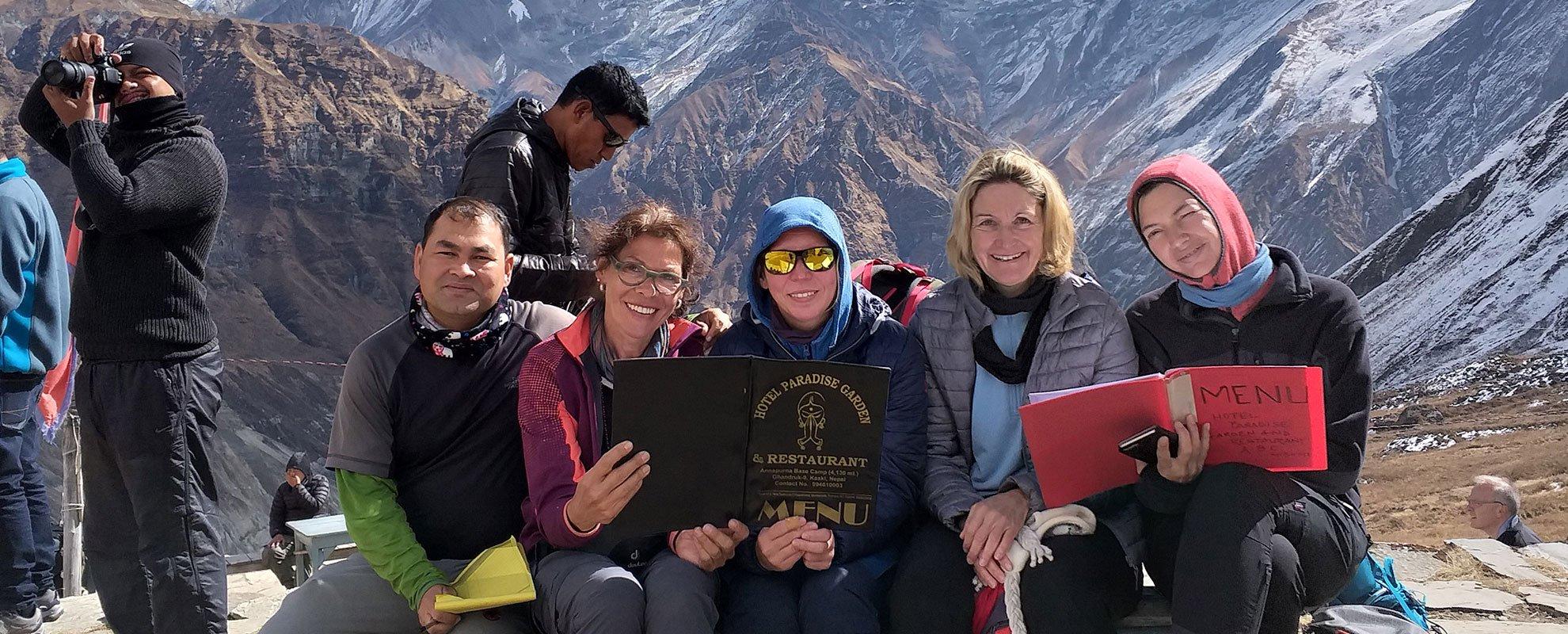 Individualreise in Nepal, April 2009 – Katharina