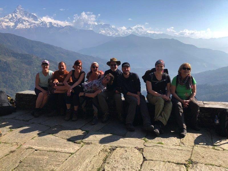 Wunderschöne und vielfältige Nepalreise im März 2020